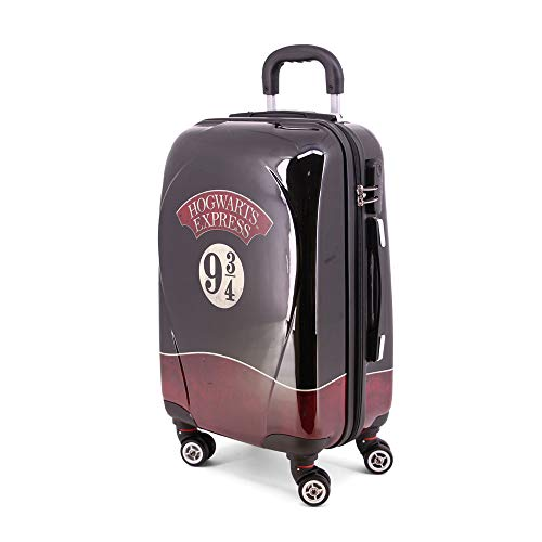 Karactermania Harry Potter Express-Maleta Trolley Abs Maleta