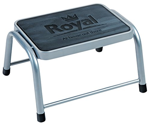 Royal 199100 Single Deluxe Step-Grey