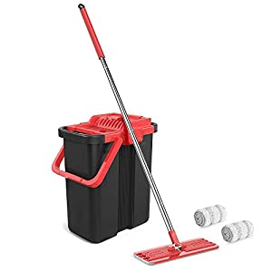 Bucket system Floor Cleaning Mop