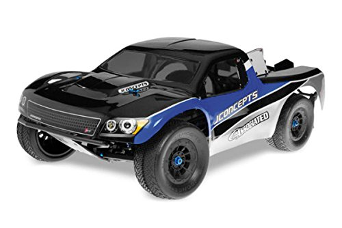J Concepts 0222 Illuzion - Hi-Flow SCT Body - Slash 4x4/SC10-4x4/Losi Xxx