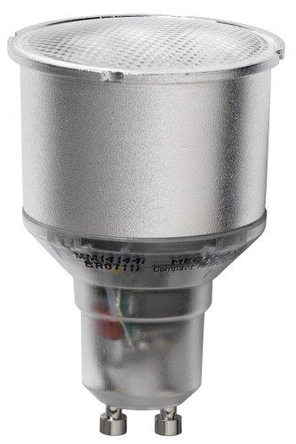 Megaman 575176 ESL COMPACT REF Energiesparlampe 11W Gu10 230V 827