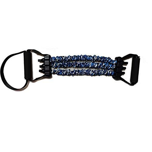 Ajustable 3-Spring Lamex Cofre Expander Pull Stronger Bandas Elásticos Entrenamiento Muscular Gimnasio...