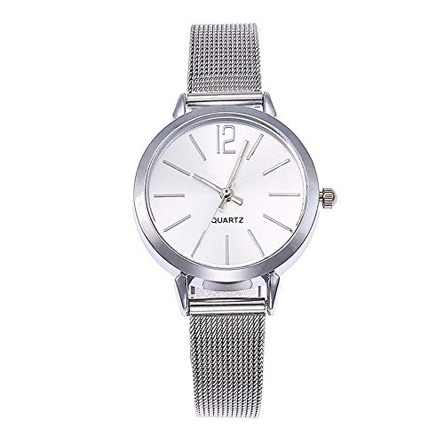 Review Muranba vansvar Casual Quartz Stainless Steel Band Marble Strap Watch Analog Wrist Watch