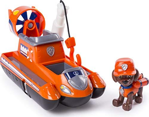 PAW Patrol Ultimate Rescue Basis Fahrzeug mit Figur - Zuma