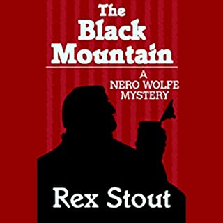 The Black Mountain audiobook cover art