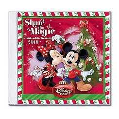 Share the Magic: Songs of the Season (Disney Store)
