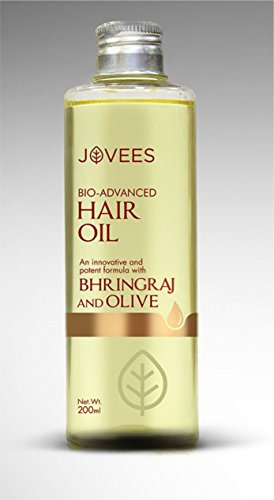 Jovees Bhringraj & Olive restructuration intensive huile de cheveux 250 ml