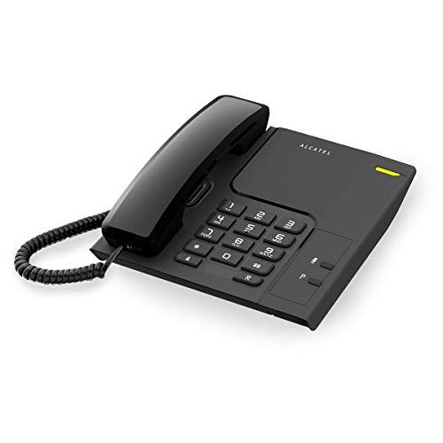 Alcatel T26 analoges Telefon Schwarz