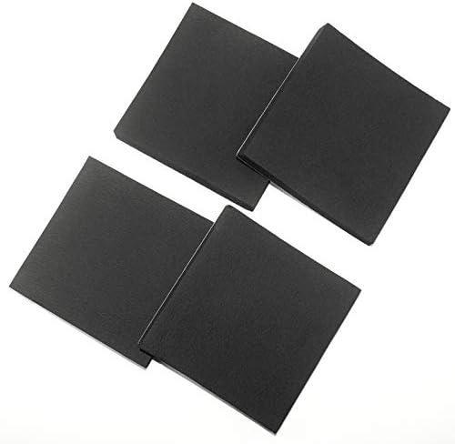 Black Foam Sheet Self Adhesive Rubber Padding Neoprene Sponge Rubber Mat Padding Foam Rubber product image
