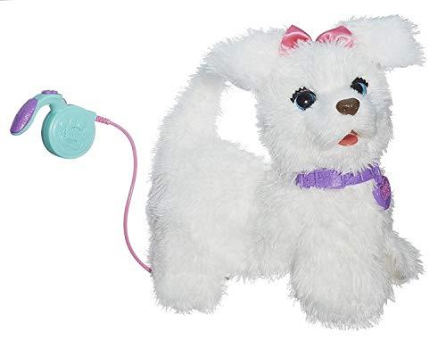 FurReal friends GoGo My walkin' Pup Cucciolo che cammina, bianco