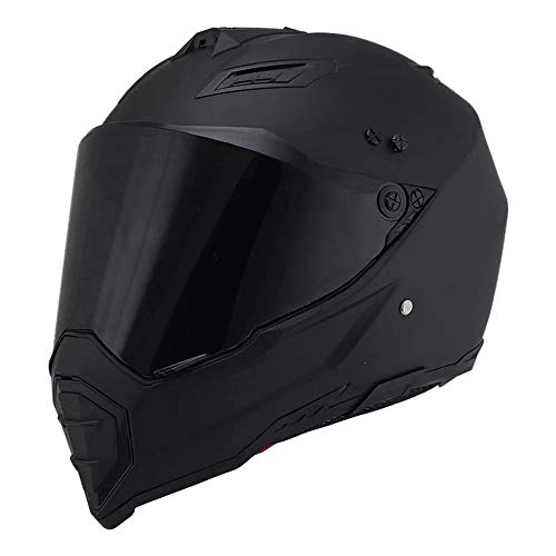 Casco Integrale da Moto Casco Modulare Moto Motociclo Integrale Caschi Integrali off-Road Caschi Apribili Modulari Casco Omologato ECE Casco Integrale Moto per Donna e Uomo