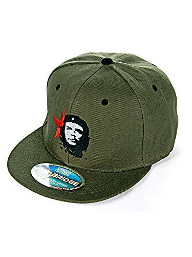 Red Bridge - Gorra Unisex camuflada con la Firma del Che Guevara
