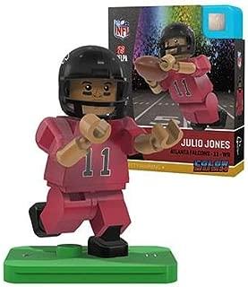 OYO Julio Jones Atlanta Falcons Color Rush Generation 4 G4 Minifigure