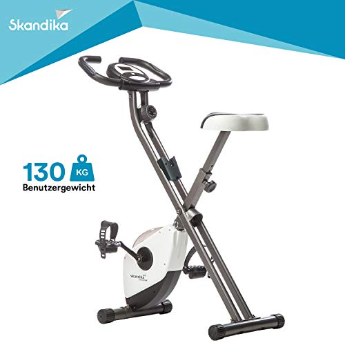 skandika Foldaway X-1000 Plus Fitness Bike...