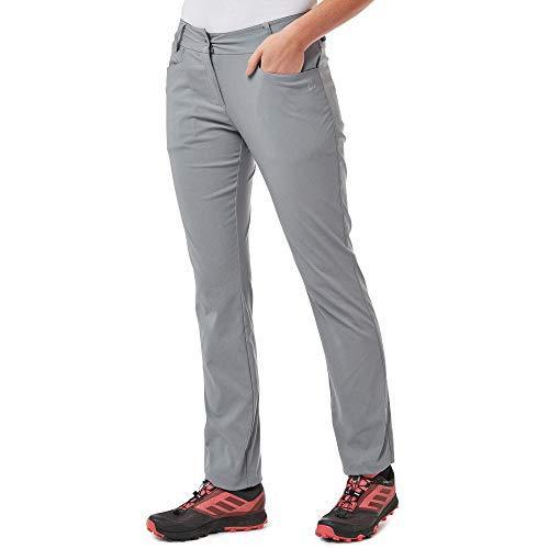 Craghoppers NL Clara Pant Pantalons, Cloud Grey, 10 Femme