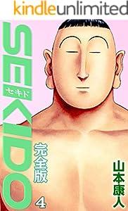 SEKIDO 4巻 表紙画像
