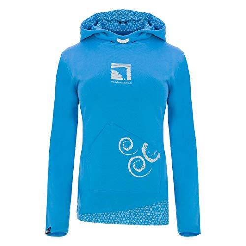 Trangoworld Rippi Sweat-Shirt pour Femme XL Bleu Ciel
