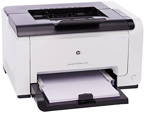 HP LaserJet Pro CP1025nw Color Printer (CE914A)