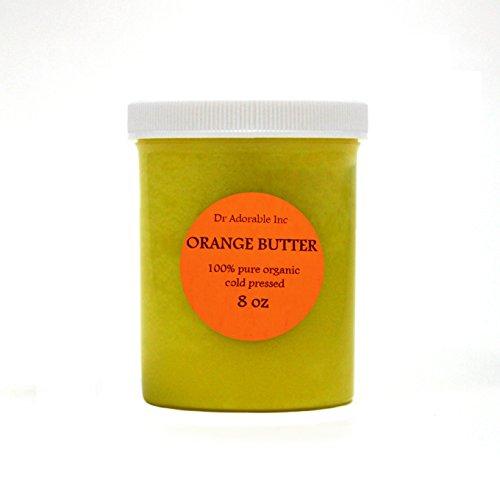 Orange Butter Organic 100% Pure 8 Oz