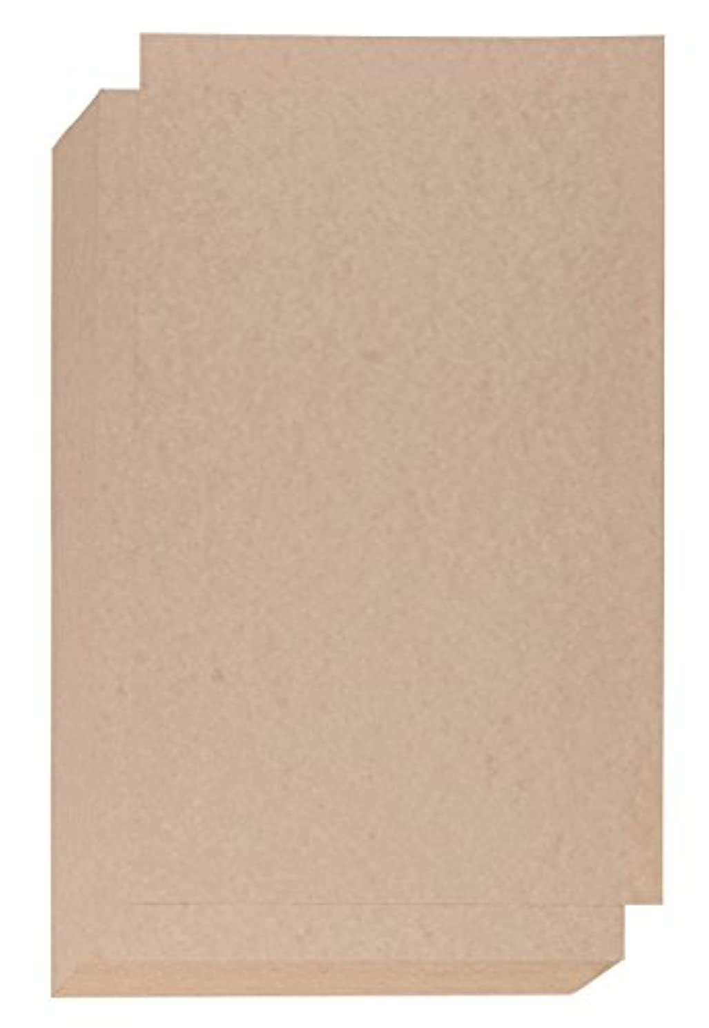 Parchment Paper - 60-Pack 8.5 x 14 Legal Size Natural Parchtone Paper, Vintage Scrapbook Cardstock Paper for Menu, Program, Document, 180GSM, Beige