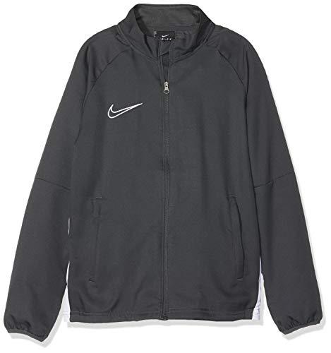 Nike Kinder Y NK Dry ACDMY19 TRK JKT W Jacket, Anthracite/White, L