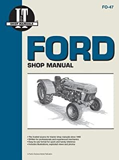[(Ford Shop Service Manual: Models 3230/3430/3930/4630/4830)] [Author: Penton] published on (May, 2000)