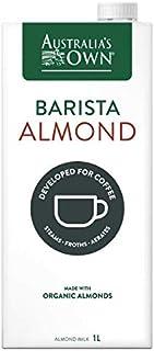 Australia's Own Almond Barista UHT Milk, 1L
