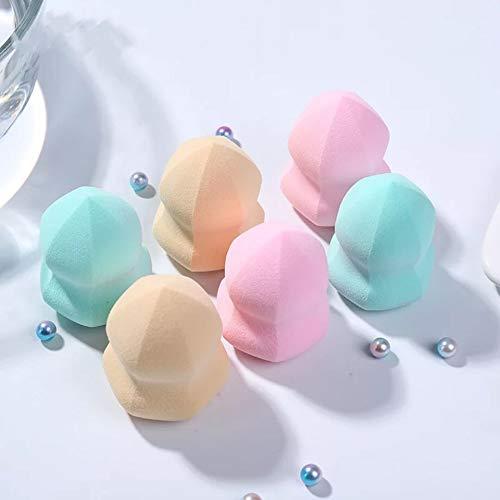 Ruihua Maquillage Blender Foundation Sponge Set Original sans oeufs de beauté végétaliens sans Latex, ne pas manger de poudre Gourde Bouffée Maquillage Ball Sponge Maquillage Kit