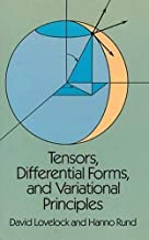 Tensors, Differential Forms, and Variational Principles (Dover Books on Mathematics) by David Lovelock Hanno Rund Mathematics(1989-04-01)