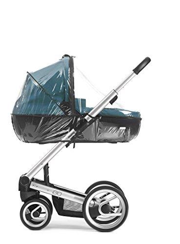 Mutsy Igo Kinderwagen-Regenschutz für Stubenwagen, transparent