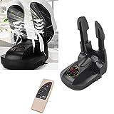 LICIDI Haushalts-intelligente Trockene Schuhe Elektroschuhe elektrisch einziehbaren Timing Trockner Deodorant Sterilisation-Trockner Trocken-Schuhmaschine mit Fernbedienung