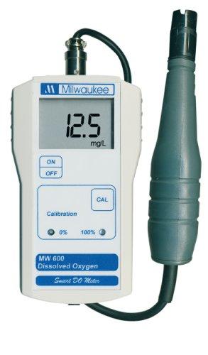 Milwaukee Portable Dissolved Oxygen Meter