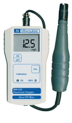 Milwaukee Portable Dissolved Oxygen Meter