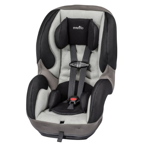 Image of Evenflo SureRide DLX Convertible Car Seat, Paxton