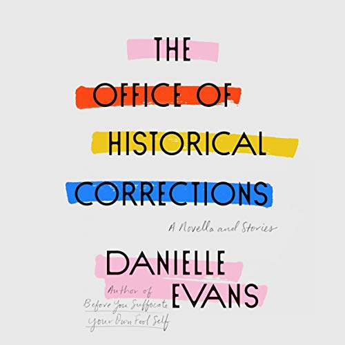 Page de couverture de The Office of Historical Corrections