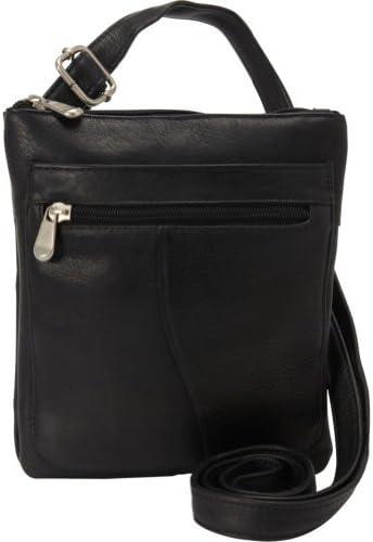 David King & Co. Slender Shoulder Bag 598, Black, One Size