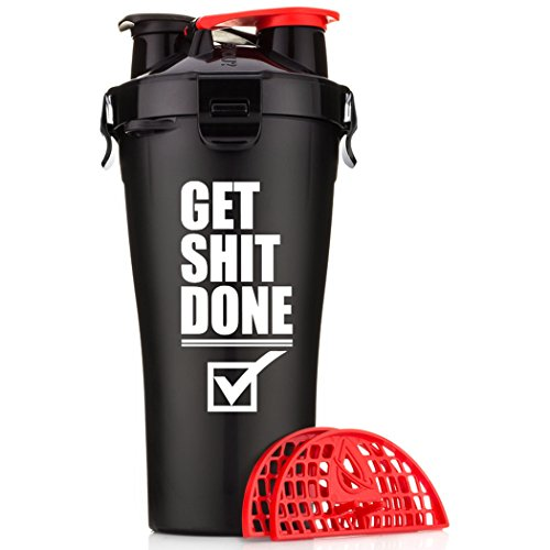 Hydracup 28oz Doppel Shaker - Get Shit Done, Single
