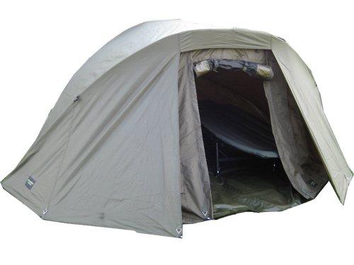 MK-Angelsport Winterskin für 5 Seasons Bivvy Dome 3,5 Mann (kein Zelt nur Überwurf), Carp Dome, Overwrap for Bivvy/Angelzelt