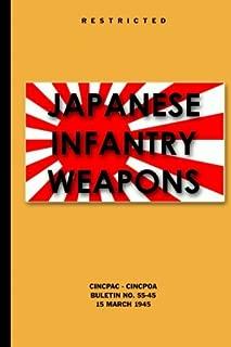 Japanese Infantry Weapons: CINCPAC – CINCPOA Bulletin No. 55-45