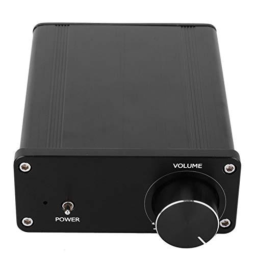 Germerse Amplificador de Audio, Amplificador de Potencia Digital, estéreo de Alta Potencia 100W + 100W TDA7498 para PC de Coche de Cine en casa Altavoz pasivo