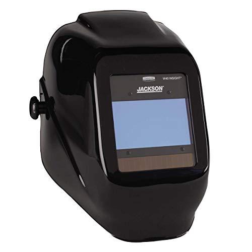 JACKSON 46131 SAFETY INSIGHT DIGITAL VARIABLE ADF WELDING HELMET- HALO X BLACK