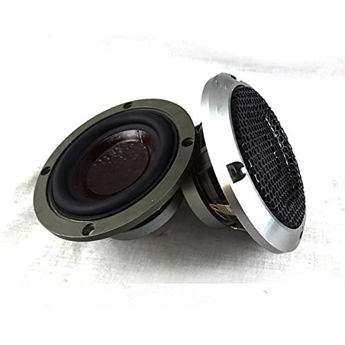liuchenmaoyi Haut-parleurs Bluetooth Portables Haut-Parleur Central de Voiture 3.5 '' Pièce de 3 Pouces Haut-Parleur de Voiture à Trois Voies Haut-parleurs Bluetooth