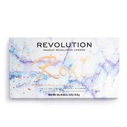 Makeup Revolution Eyeshadow Palette, x Roxxsaurus Colour Color Burst