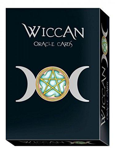 Orakelkarten Wicca von Lo Scarbeo 32 Karten mit Anleitung 160 Seiten Tarot Karten