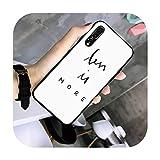 Coque en TPU pour Huawei G7 G8 P7 P8 P9 P10 P20 P30 Lite Mini Pro P Smart Plus Cove Fundas-a4-For...