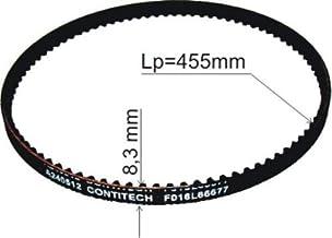 V-riem Bosch F016L6677 voor grasmaaiers.