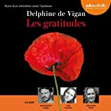 Les Gratitudes - Format Téléchargement Audio - 16,65 €
