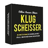 Pegasus Spiele KYL43011 Klugscheisser 2 Black Edition-Editio, bunt