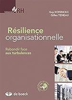 Résilience organisationnelle - Rebondir face aux turbulences de Guy Koninckx