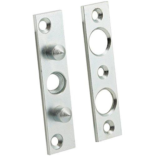 BASI® Bändersicherung BSA90 Tür Bandsicherung Türsicherung Aushebesicherung Scharnierseitensicherung